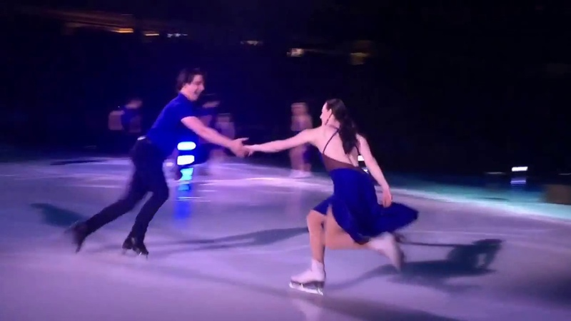 CSOI 2018 Calgary Shape of You Meagan Duhamel, Tessa Virtue, Kaitlyn Weaver, Scott Moir, And
