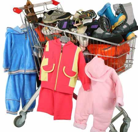 Виды детской органической одежды