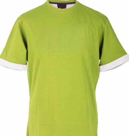 Органическая детская футболка.