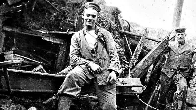 Viasat History Забытые фотографии Первой мировой войны