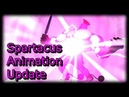Spartacus Noble Phantasm Animation update