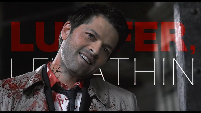 Supernatural - Lucifer, Leviathin