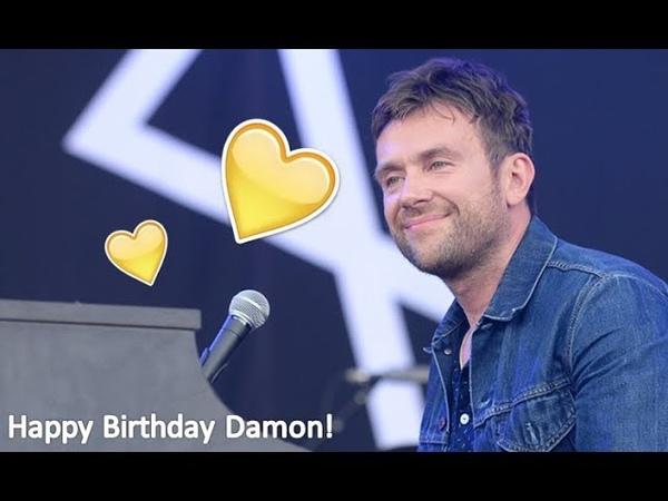 Damon Albarn is a lovely man