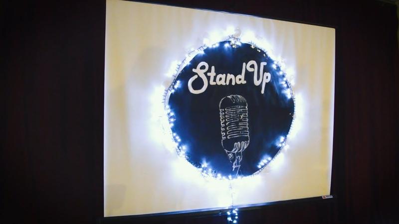 Stand Up на факультете педагогики и психологии МПГУ