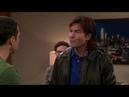 Джорджи и Шелдон выясняют отношения. Конъюнктивит. Теория Большого Взрыва. Сезон 11 Серия 23. 720p.4