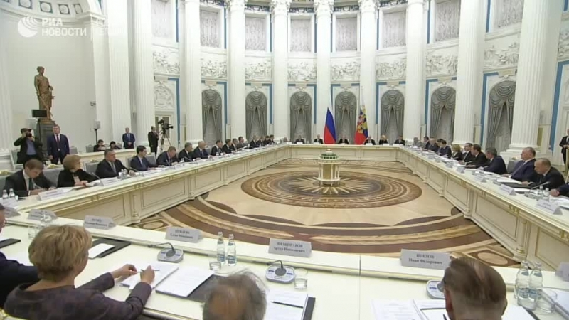Заседание оргкомитета Победа