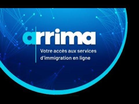 فتح حساب رسمي بالتفصيل على موقع ARRIMA