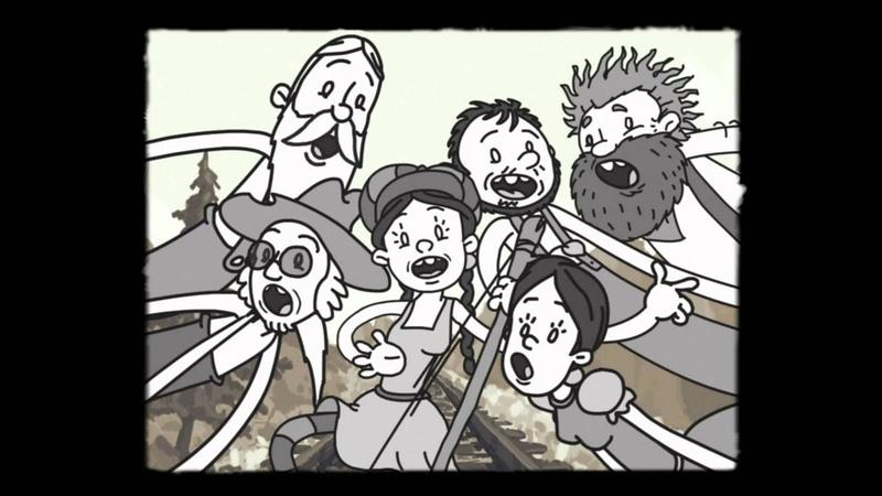 Lake of Stew    Hey Bully [Vidéoclip officiel]