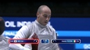 2018 Wuxi World Championships - MF Ind Semifinal FOCONI (ITA) v HEO (KOR)