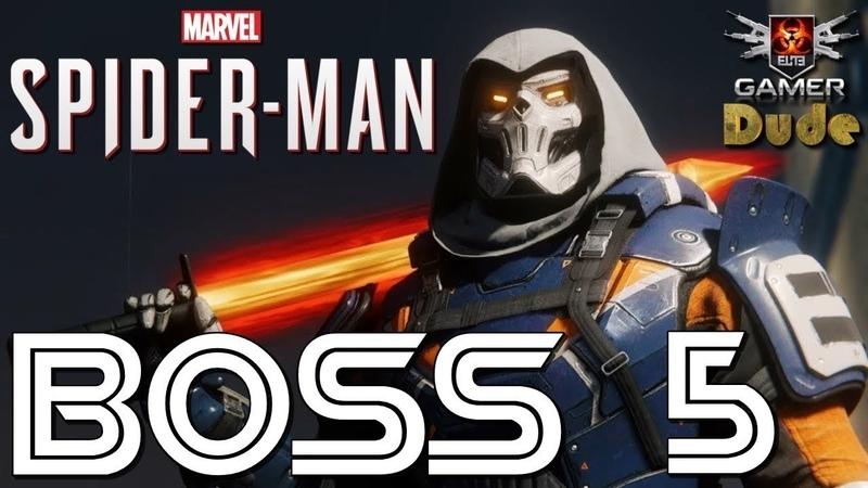 Marvel's Spider-Man Босс - Бригадир
