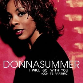 Donna Summer альбом I Will Go with You