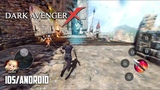 DARK AVENGER X - iOS Android - FIRST GAMEPLAY (Japan Version)