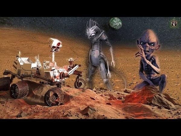 Марс. Тайна красной планеты.