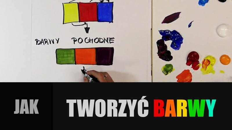 Jak malować - lekcja o barwach