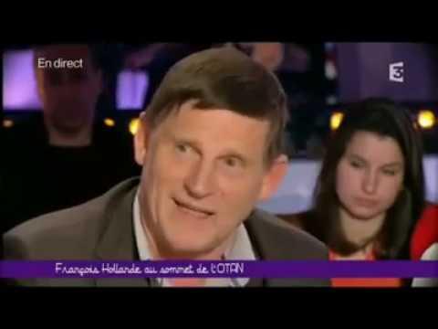 Michel Collon à CSOJ L'OTAN est une association de criminels
