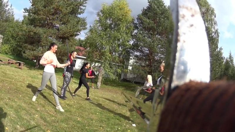 Жемчужина России   Backstage   День спорта   Фехтование