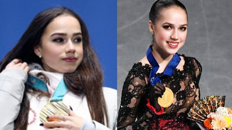 История успеха Алина Загитова от Олимпиады 2018 до Чемпионата Мира 2019 Сайтама в 10 мин
