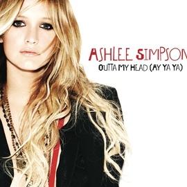 Ashlee Simpson альбом Outta My Head (Ay Ya Ya)