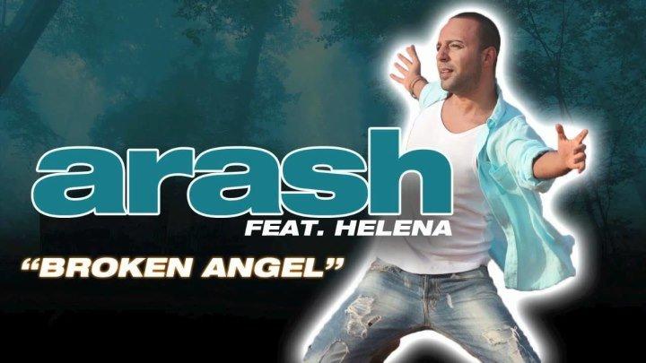 ARASH feat Helena- Broken Angel (Official Video) (HD-720p) ПЕРЕВОД ПЕСНИ - Субтитры-ENG-RUS-вшитые ♥♫♥
