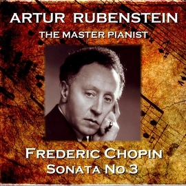 Frédéric Chopin альбом Frederic Chopin: Sonata No 3