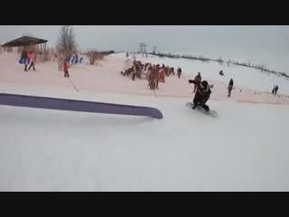 Экстрим фест «Шторм» на базе Оль-Гуль