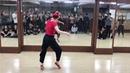 AJW 2018 Class Recap Jo - Creating jazz steps from movement