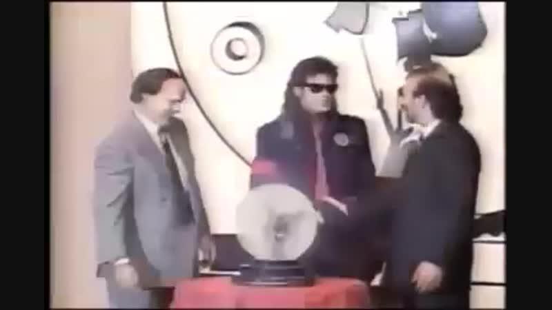 Michael jackson 1990 CBS Records Artist Of The Decade Awards