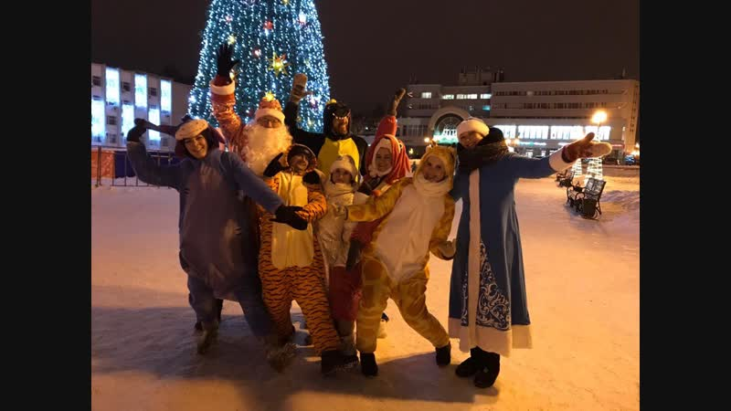 Рождественские истории от команды FireFox