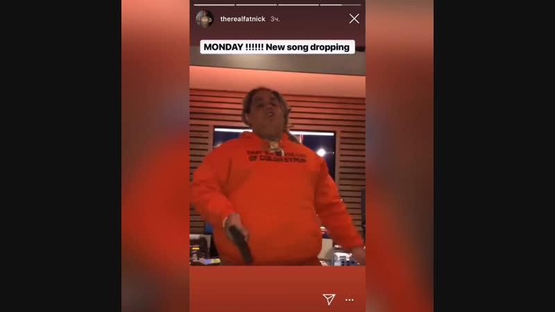 Fat Nick анонсировал выход трека [4Rap]