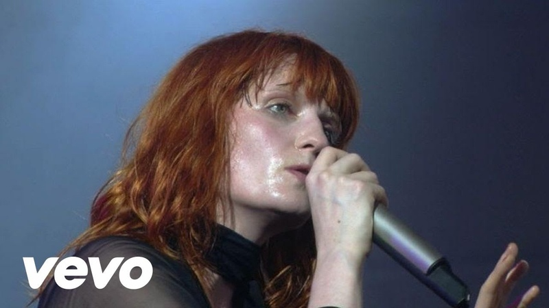 Florence The Machine - You've Got The Love (LIVE from Bonnaroo, 2011)