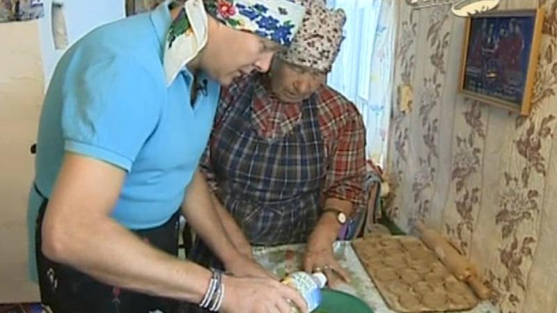 Поедем поедим Бураново Знаменитые бабушки и их фирменные пироги