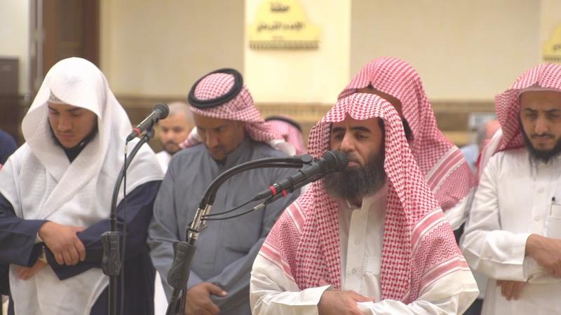 تلاوة روووعة.. للقارئ الشيخ محمد اللحيدان .