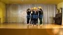 танец на 8 МАРТА - Цветы в ладоняхтанец с цветами
