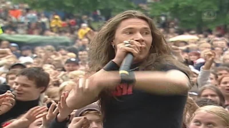 E-TYPE - Life (Live,Kaivarin Kesakonsertti 2004)
