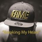 Fame альбом Breaking My Heart - Single