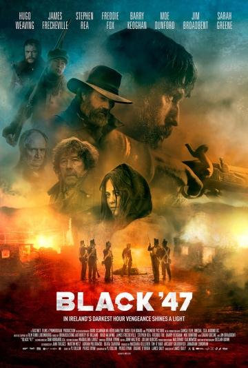 Черный 47-й    (Black 47) 2018 смотреть онлайн