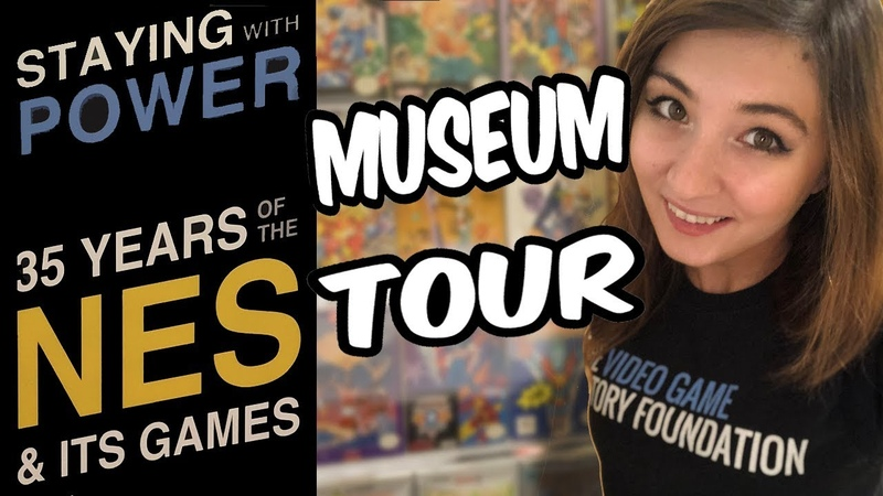 Staying With Power 35 Years of NES History Museum Tour