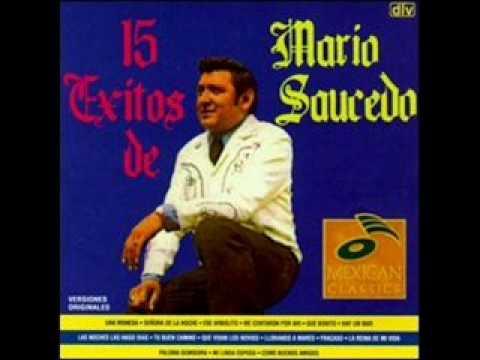 Mario Saucedo Llorando a Mares