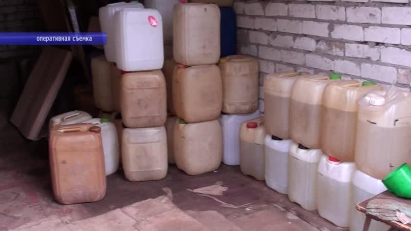 Задержаны подозреваемые в хищении нефтепродуктов