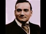 Enrico Caruso - Canta pe' me (Bovio - De Curtis)