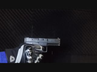 Стрельба из пистолета Gill Arms GPR 9M