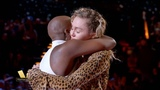 Miley Cyrus on Instagram To hug you one more time @janicefreeman .... I made a promise to you here on earth and will keep that promise as you wat...