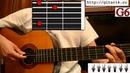 Flo Rida - Whistle (Guitar lesson)