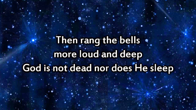 Casting Crowns I Heard the Bells on Christmas Day Instrumental with lyrics