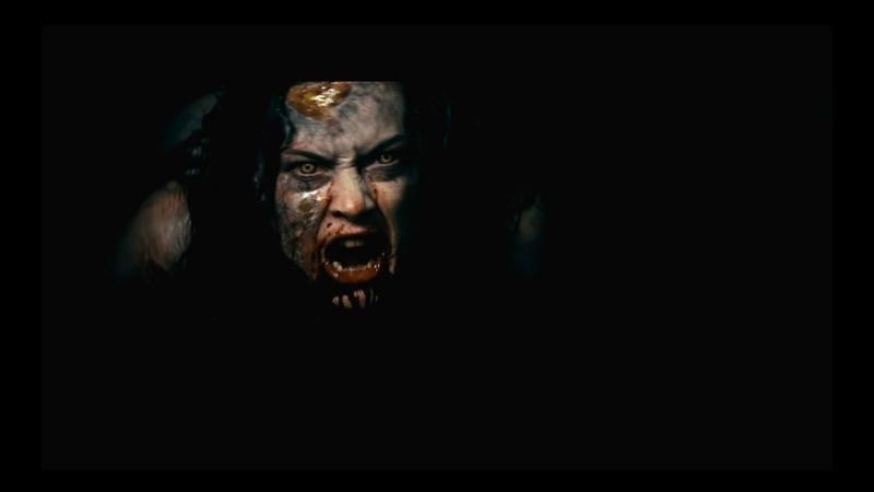 фрагмент из фильма Зловещие мертвецы Черная книга - (версия -2013г.)