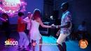 Olu Kongi and Zoya Kokosh Cha-cha-cha Dancing at Riga Salsa Festival 2018, Friday 10.08.2018