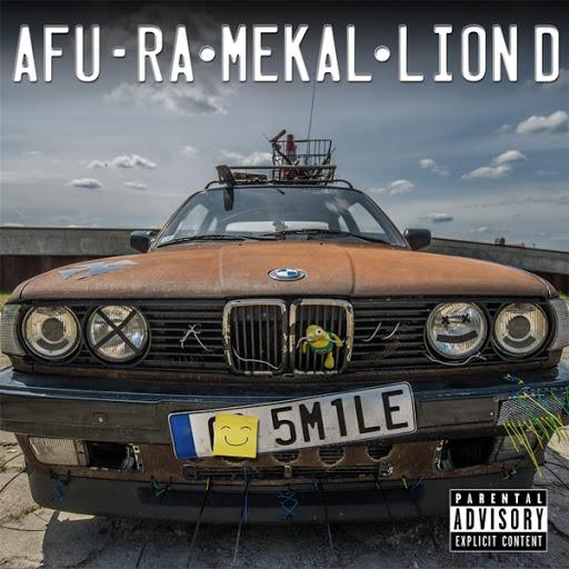Afu-Ra альбом Smile