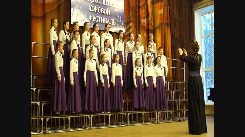 21 Рождественский хоровой фестиваль ДМШ 2