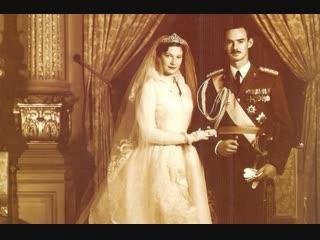Свадьба Великого Герцога Люксембурга Жана и Принцессы Бельгии Жозефины-Шарлотты, 9 апреля 1953 г.