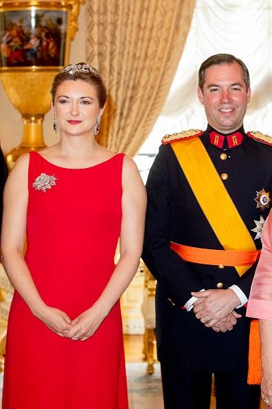 Национальный день Люксембурга Вечерний прием